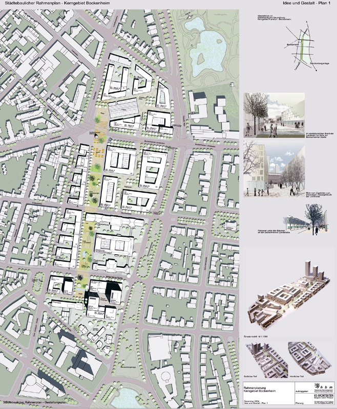 2004 masterplan, © K9 Architekten