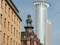 Photo: Residential building and office building in Frankfurt/Main, © Stadtplanungsamt Stadt Frankfurt am Main